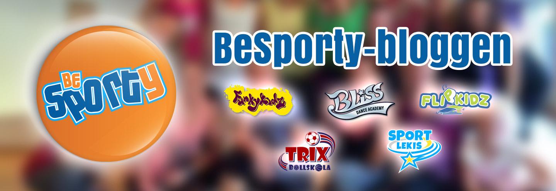 BeSporty Blogg